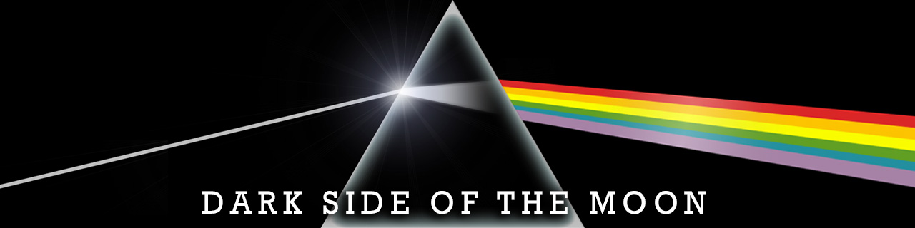 Pink Floyd - Dark Side of the Moon - Header Image